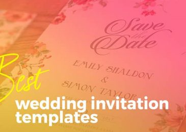 Top 5 Best Wedding Invitation Templates