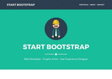 Top Best Bootstrap Templates Themes For Free to Download