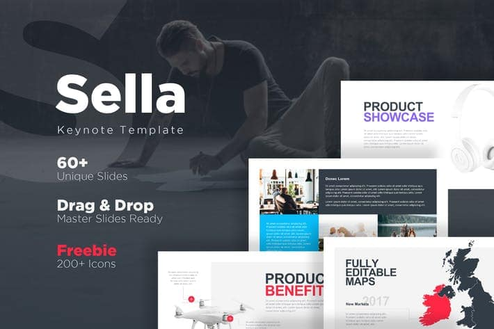 Sella Keynote Templates