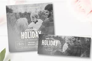 Holiday Mini Instagram Templates 005