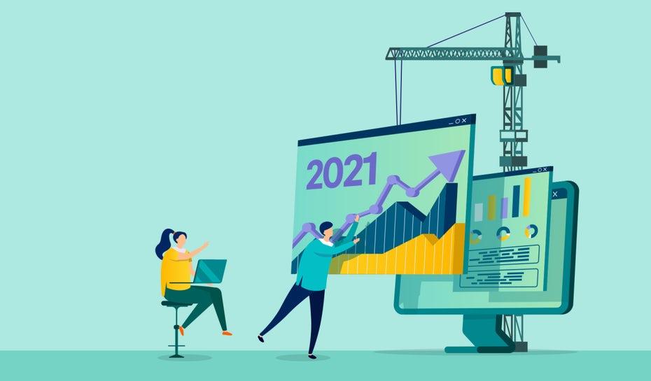 designing a website in 2021