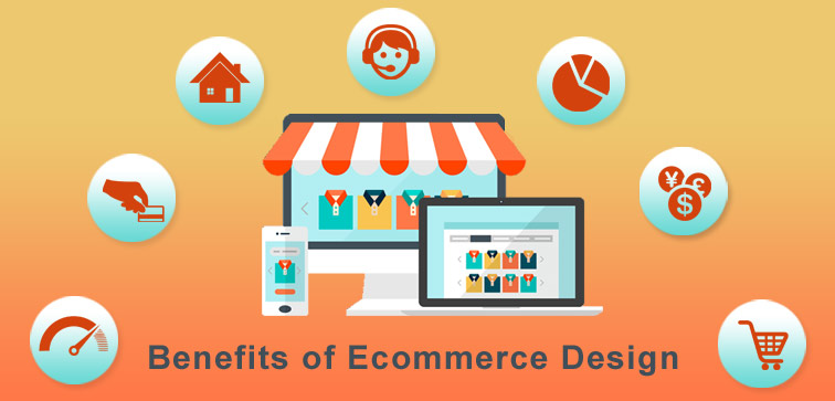 benefits of Web Design in ECommerce