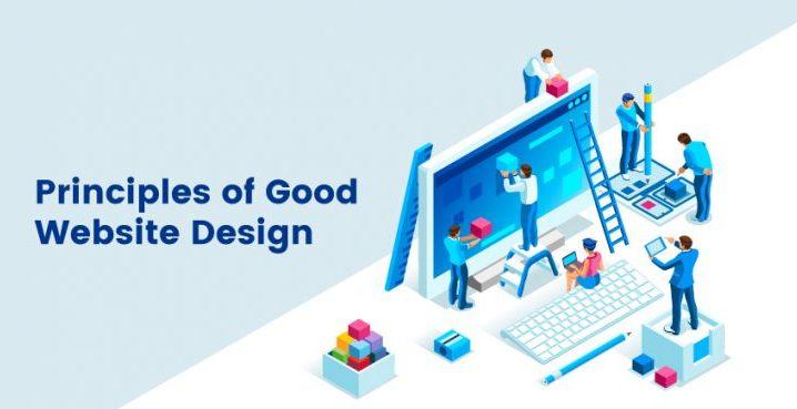 Principles of a Good Website Design