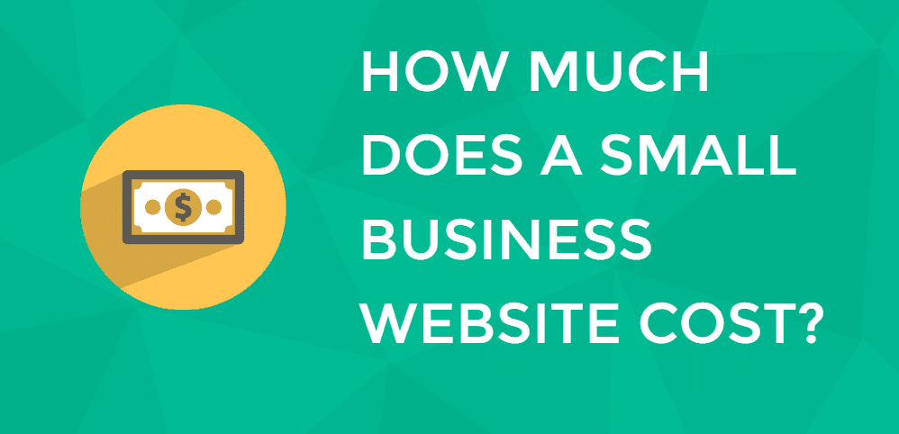 cost for Building a Small Business Website