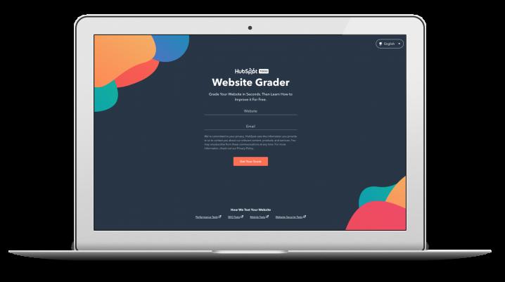 Hubspot website development