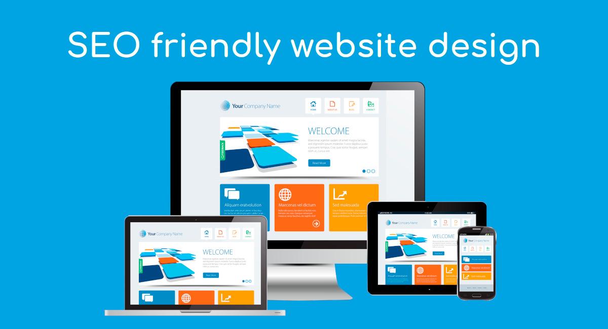 Design an SEO-Friendly Website