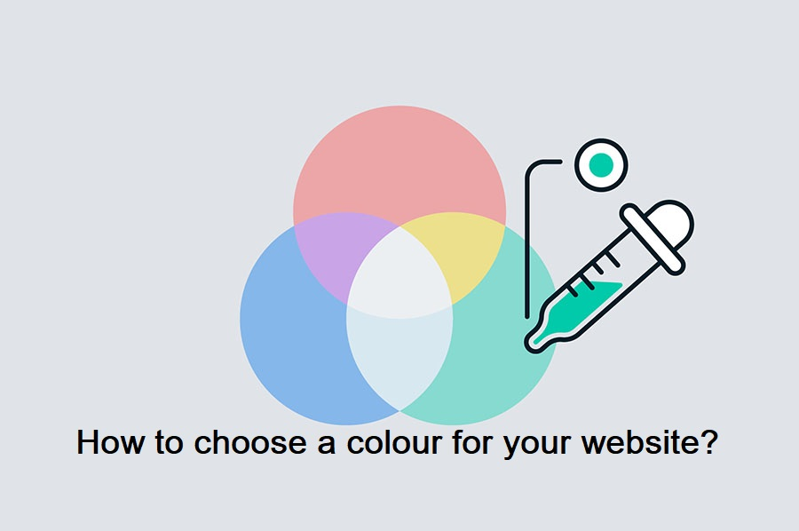 How to choose a colour for your website